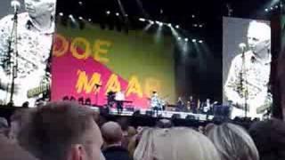 """Doe Maar / Doe maar net alsof """"Live"""""""