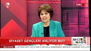 CHP 39 nin Saha Anketi Ayşenur Arslan ile Medya Mahallesi 2 Bölüm 07 12 2018