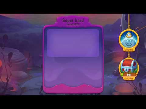 Fishdom Game Super Hard  Level 5225 Walkthrough By An Expert
