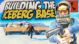 THE QUEST TO BUILD AN ICEBERG HOTEL! - Rust