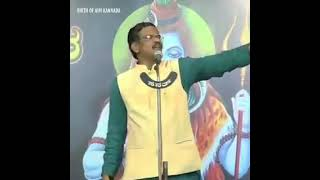 Importance Of Oxygen Cylinder Comically Explained By Comedian Pranesh 5 Years Back..