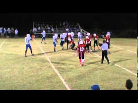Sasakwa football vs Bowlegs 2014