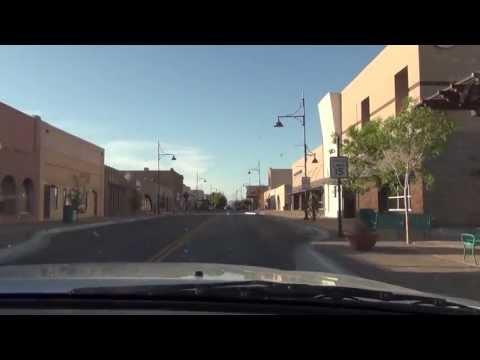 [2013] Main Street North through Downtown Las Cruces, NM
