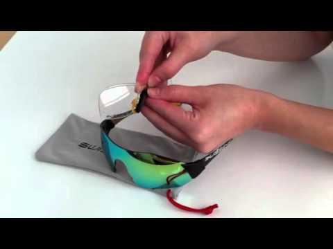 Swiss Eye Sportbrille Novena S