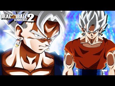 ULTRA INSTINCT FUSION! Mastered Ultra Instinct Vegito Unleashed | Dragon Ball Xenoverse 2 Mods