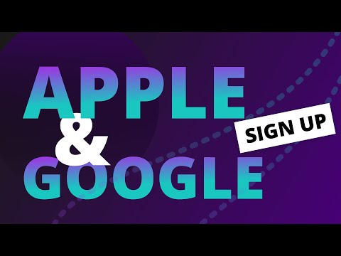 Sign in with Apple and Google using Flutter