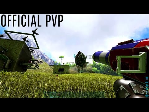 THE DEFENSE Part 2 - Final Fight - Official PVP (E161) - ARK Survival