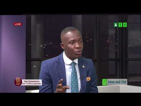 BENEFITS OF A MODERN RAILWAY SYSTEM IN GHANA   #ATV_SIKA_SEM 20 February 2018