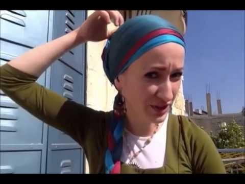 Peinados de mujeres judias
