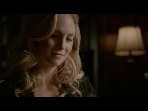 The Vampire Diaries: 8x16 - End Ending: Klaus' letter to Caroline, Bonnie and Enzo live together[HD]