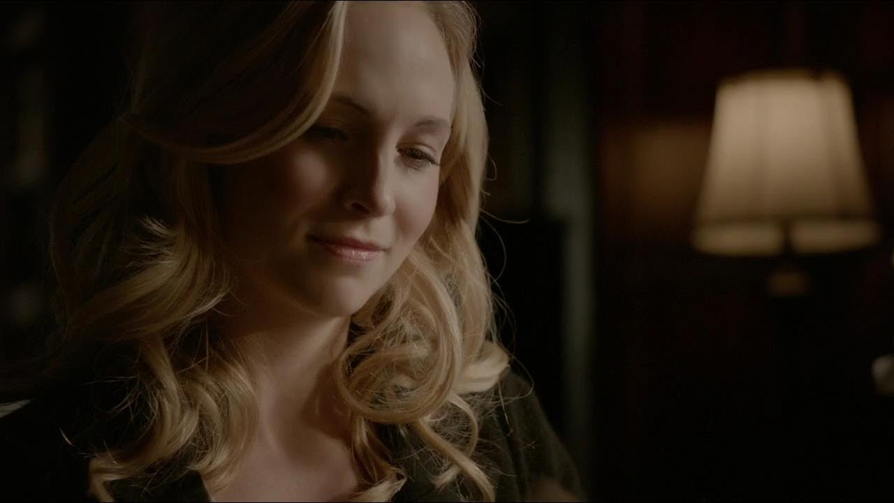 The Vampire Diaries X End Ending Klaus Letter To Caroline  Youtube