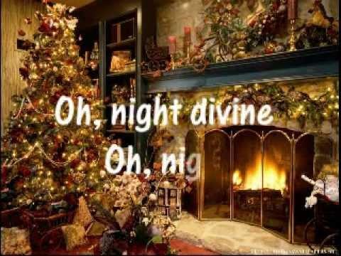 Oh Holy Night By Nsync ( With Lyrics ).mp4