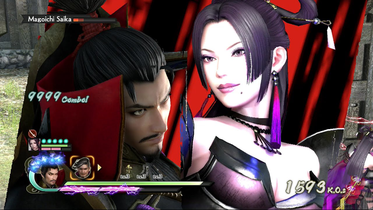 Nohime Ladies Of Imagination T Dynasty Warriors
