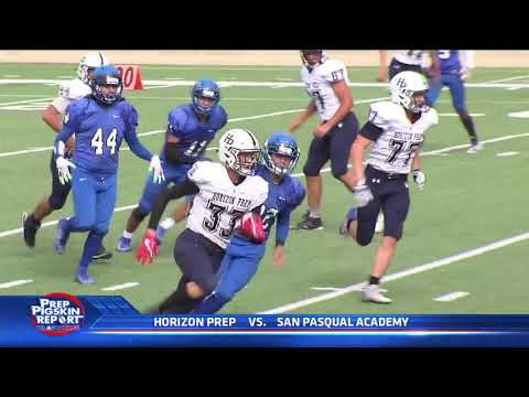 San Pasqual Academy 20, Horizon Prep 13