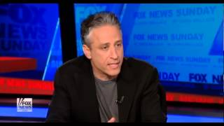 Download Jon Stewart Vs  Chris Wallace On Fox Bias extended version Mp3 and Videos