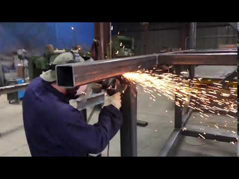 Fabrication at American Industrial Contractors