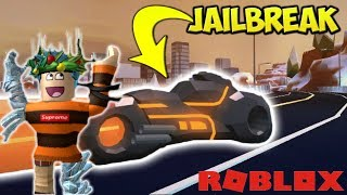 Roblox | #5: the Volt car testing jailbreak Bike $1 million!