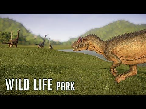 Repeat Wild Life Park #05 - Jurassic World Evolution by Der