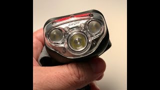 Energizer Vision HD+ Focus 315 Lumens