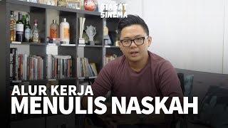 Download Alur Kerja Menulis Naskah Film - #SiasatSinema