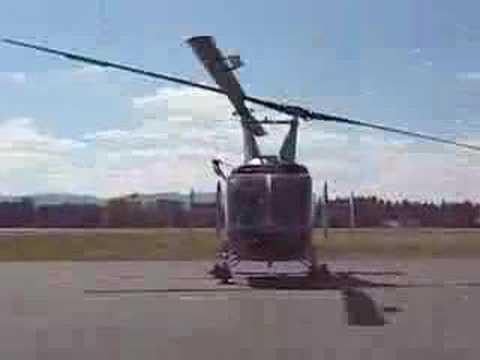 Kaman HH-43B Huskie, Italeri 1:32 by Patrick Nabinger