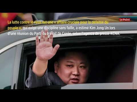 « Conséquences graves » si le coronavirus entre en Corée du Nord, avertit Kim Jong-un