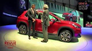 Salon de l´automobile Genève 2016: Citroën et Peugeot
