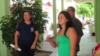 Cleilson Uchôa   Parabeniza Alunos IFCE Limoeiro do Norte