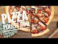 RECETTE PIZZA POULET BARBECUE MAISON FACILE 🍕