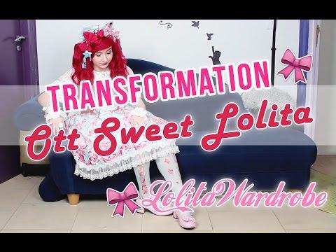 Sweet Lolita OTT ♥ Transformation et Review ♥ ♦-. LolitaWardrobe .-♦