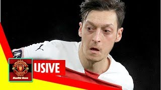 ManUtd News - Ozil refusing to leave Arsenal after being told by Emery he is not wanted