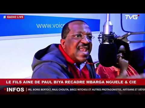 Georges Gilbert Baongla met en garde le DGSN Mbarga Nguele (version courte)