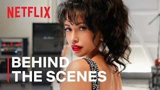 Selena: The Series | Behind The Moment: No Me Queda Más | Netflix