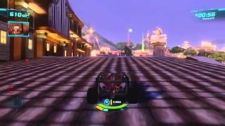 Cars 2 Gameplay - Episode 5 - Hunter - HD
