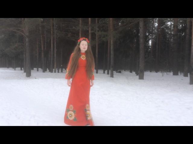 Изображение предпросмотра прочтения – ДарьяХодырева читает произведение «Silentium» Ф.И.Тютчева