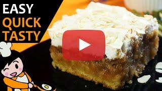 Apple-foam Cake - Recipe Videos