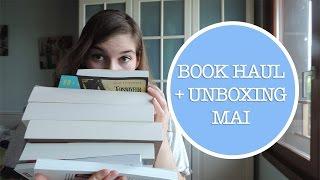 BookHaul - Mai + Unboxing | Le Livre Ouvert