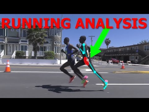 Running Analysis: 5K Under 14 min (Paul Chelimo)