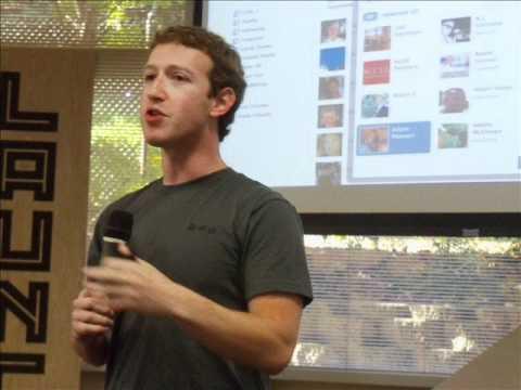 Mark Zuckerberg Talks to Larry Magid about Facebook Groups