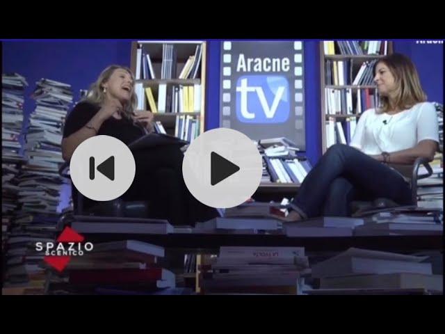 Rispondo a qualche domanda per ARACNE TV