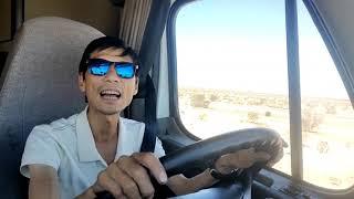美国卡车司机途中闲聊(一)