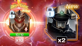 Best Ways to Get Legendary Characters | Power Rangers: Legacy Wars