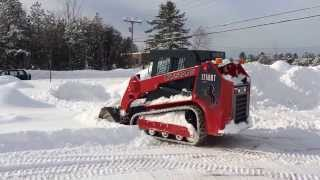 2012 Mustang 1750RT Track Loader