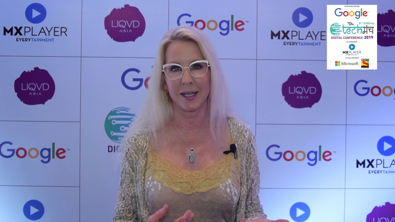 Techmanch 2019: Tamara McCleary CEO, Thulium