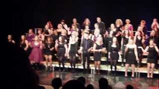 LOVE SOUL CHOIR - I THROW MY HANDS UP IN THE AIR SOMETIMES
