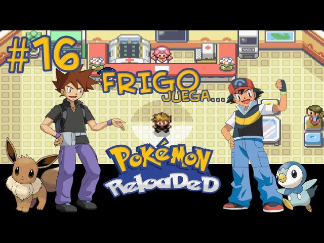 Pokemon Reloaded Ep: 16 | Snorlax y perdido , en 2.0 Videos De Viajes