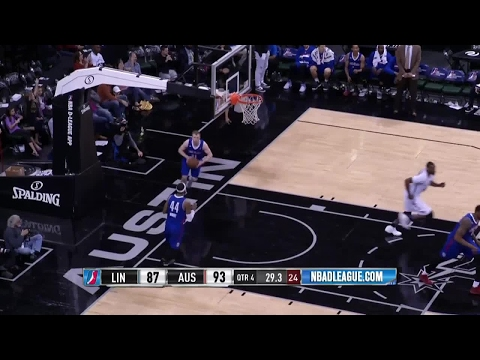Cory Jefferson posts 19 points & 16 rebounds vs. the Nets