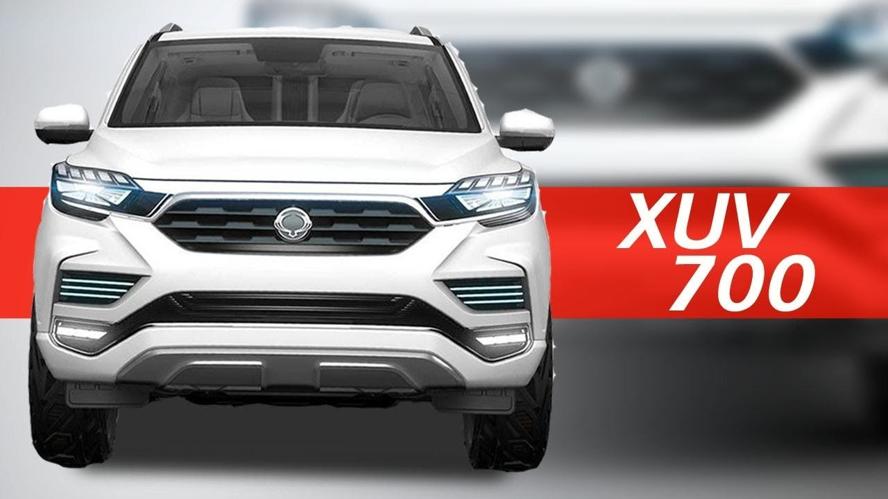 Upcoming Mahindra Xuv India Based On Ssangyong Rexton