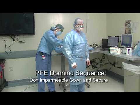 Management Of A COVID-19 Patient In The Endoscopy Suite