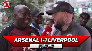 Elneny Was The Best Egyptian On The Pitch (DT) | Arsenal 5-4 Liverpool Community Shield